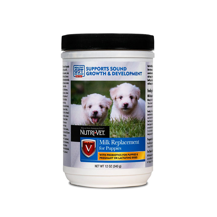 Milk Replacer with Opti-Gut for Puppies
