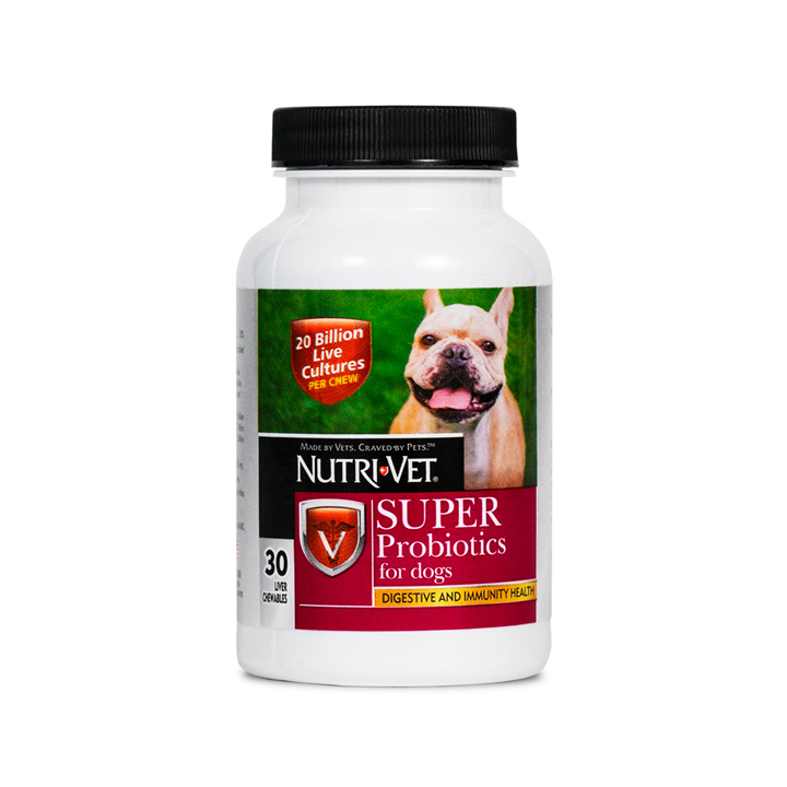 Super Probiotics Chewable Tablets