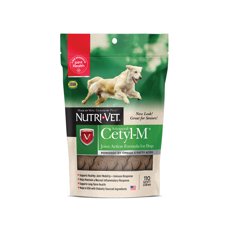Cetyl-M Advanced Joint Action Formula Soft Chews